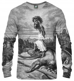 Aloha From Deer, Dore series - david & goliath SWEATER Thumbnail $i