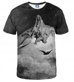 Aloha From Deer, Dore series - death raven T-SHIRT Thumbnail $i