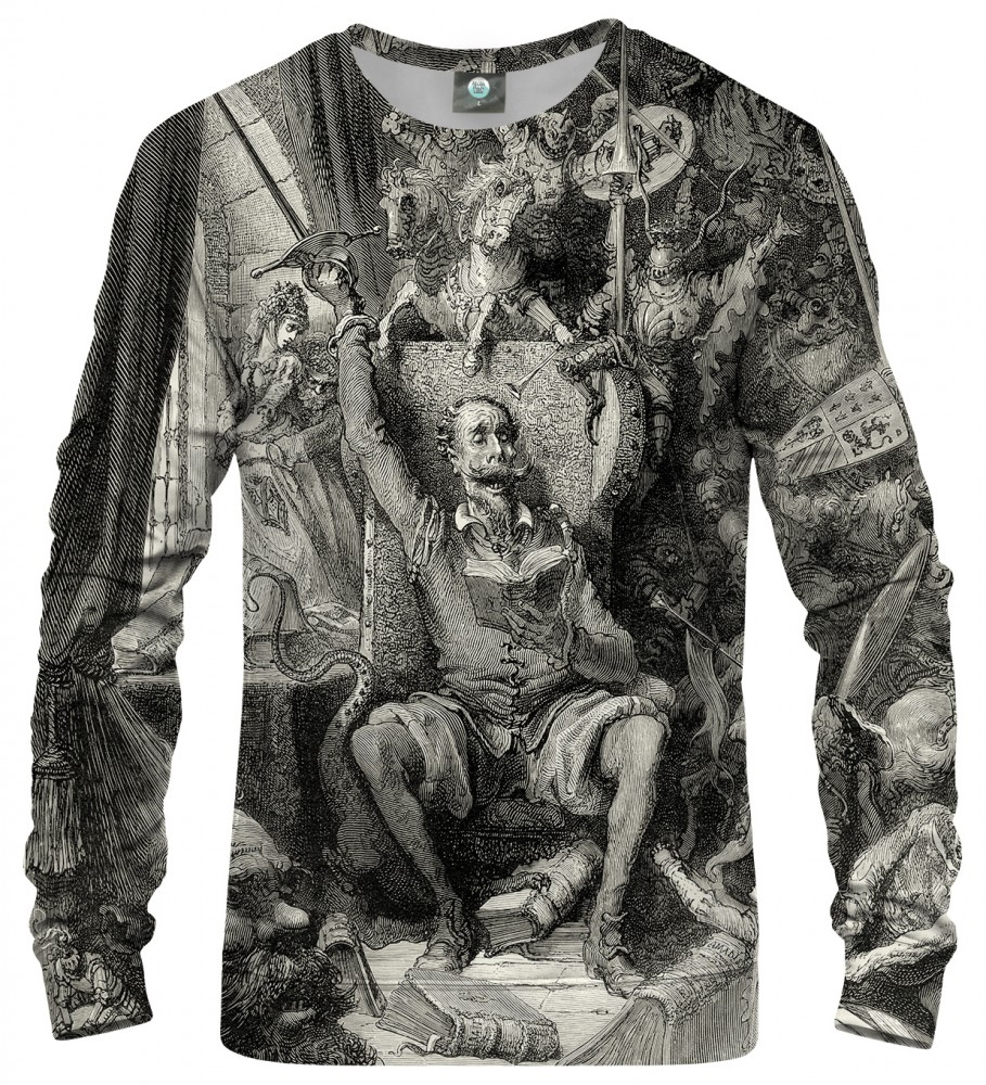 Aloha From Deer, Dore series - don quixote SWEATER Image $i