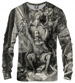Aloha From Deer, Dore series - don quixote SWEATER Thumbnail $i