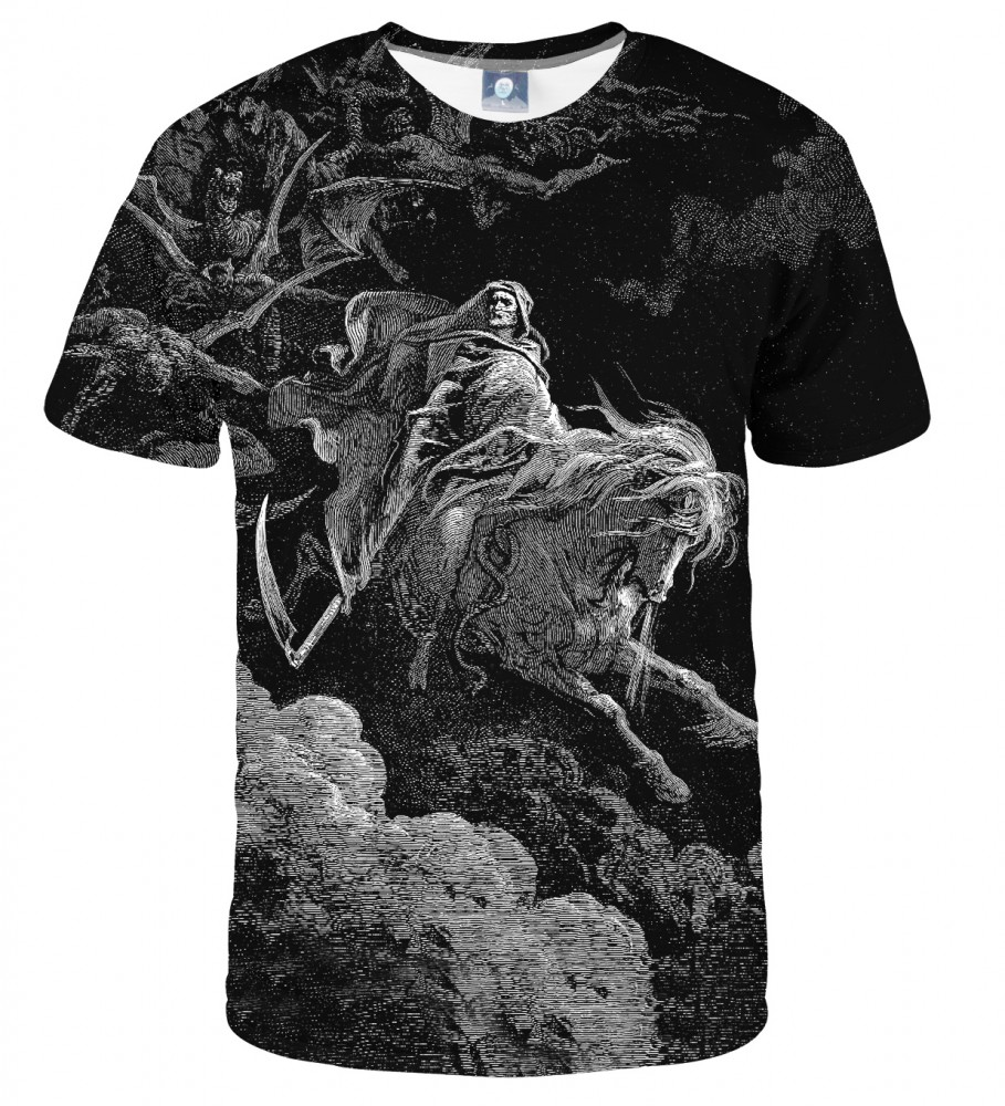 Aloha From Deer, Dore series - pale horse  T-SHIRT Image $i