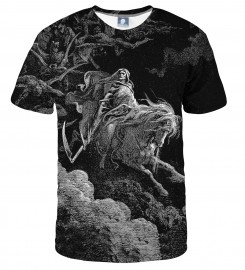 Aloha From Deer, Dore series - pale horse  T-SHIRT Thumbnail $i