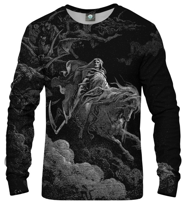 Dore series - pale horse SWEATER Thumbnail 1