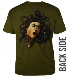 Aloha From Deer, Head of Medusa T-SHIRT Thumbnail $i
