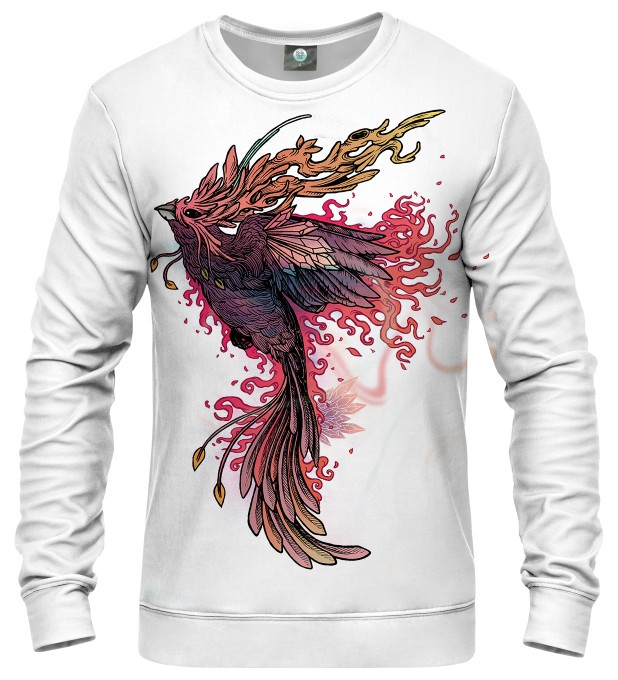 WHITE PHOENIX SWEATER Thumbnail 1