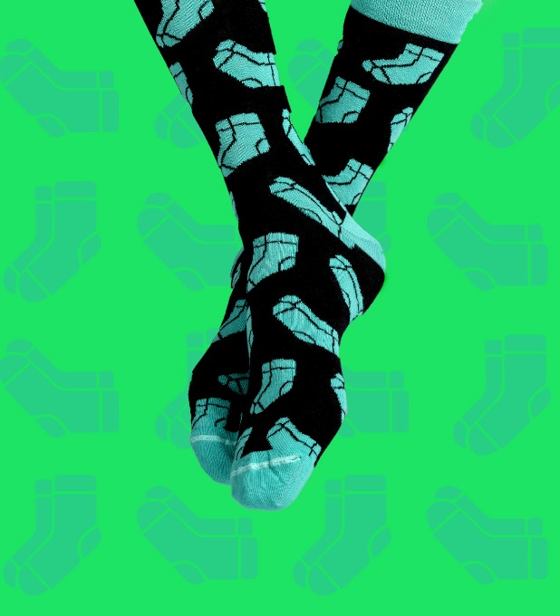 Inception Cotton Socks Thumbnail 2