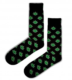 Aloha From Deer, Mary Jane Cotton Socks Thumbnail $i