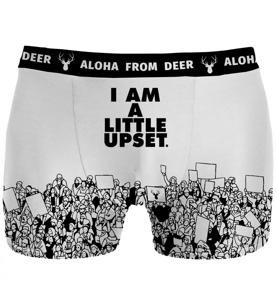 Aloha From Deer, LITTLE UPSET UNDERWEAR Image $i