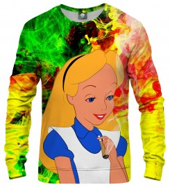Aloha From Deer, WE ARE ALL HIGH HERE SWEATER Thumbnail $i