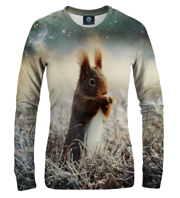 THE SQUIRREL WOMEN SWEATSHIRT Thumbnail 1