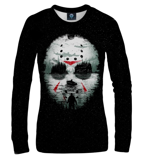 FRIDAY THE 13TH WOMEN SWEATSHIRT Thumbnail 1