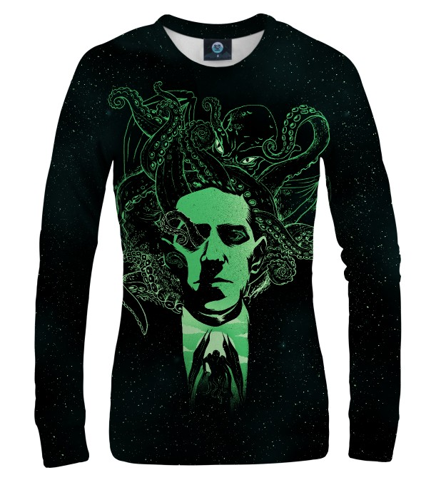 CALL OF CTHULHU WOMEN SWEATSHIRT Thumbnail 1