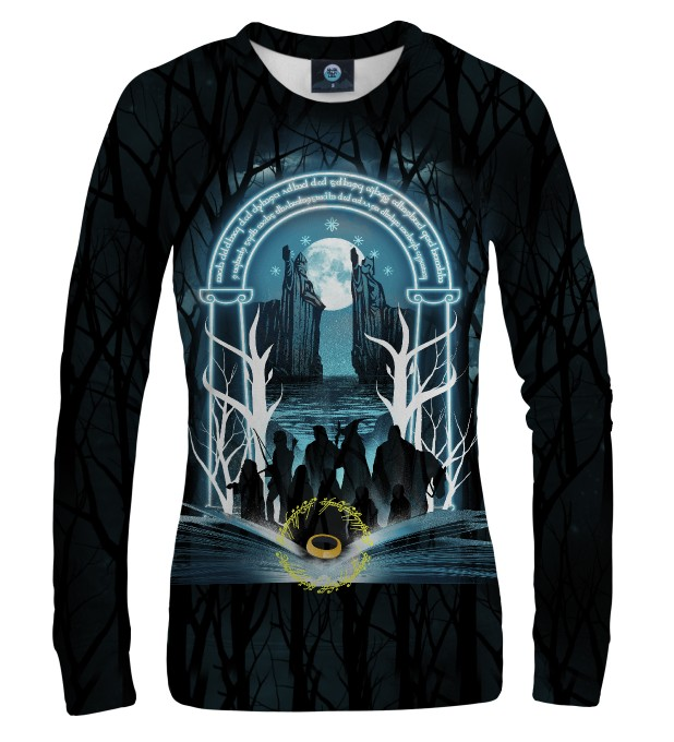THE FELLOWSHIP WOMEN SWEATSHIRT Thumbnail 1