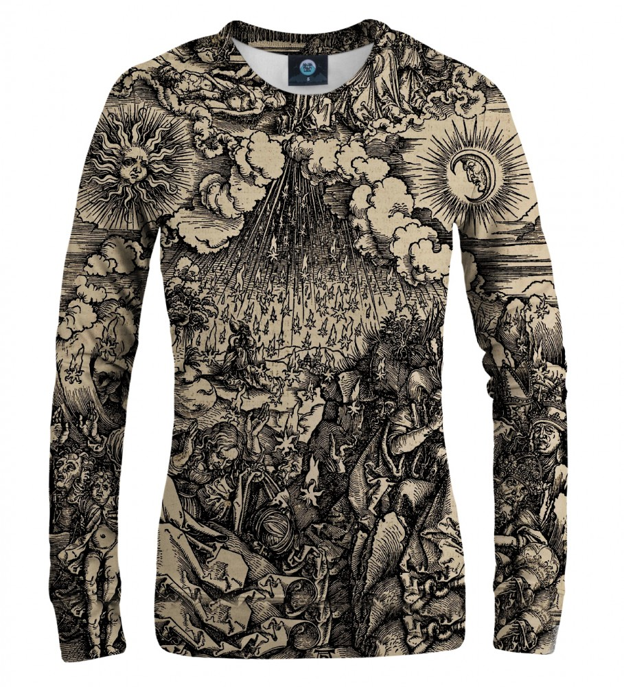 Aloha From Deer, DURER SERIES - FIFTH SEAL WOMEN SWEATSHIRT Image $i