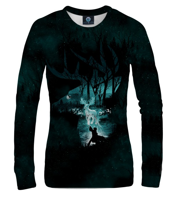 THE STAG WOMEN SWEATSHIRT Thumbnail 1