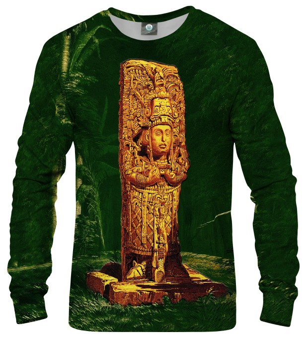 INCA GOLD SWEATER Thumbnail 1