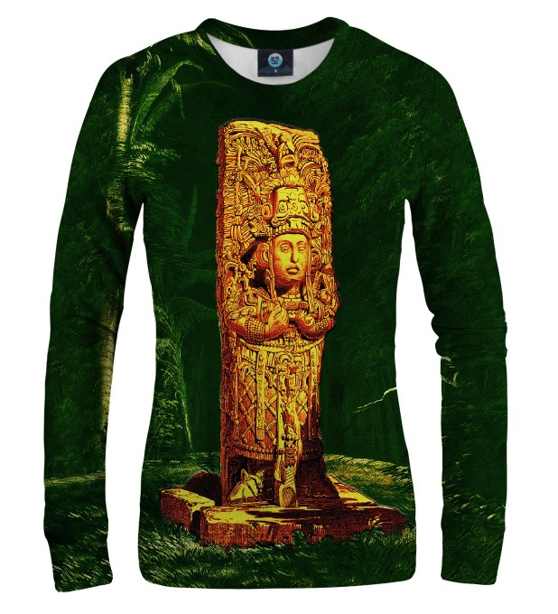 INCA GOLD WOMEN SWEATSHIRT Thumbnail 1