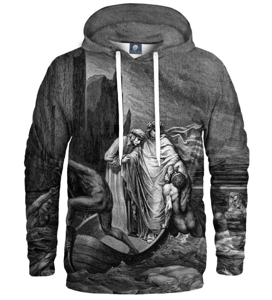Aloha From Deer, TROUBLED WATERS HOODIE Image $i