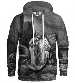 Aloha From Deer, TROUBLED WATERS HOODIE Thumbnail $i