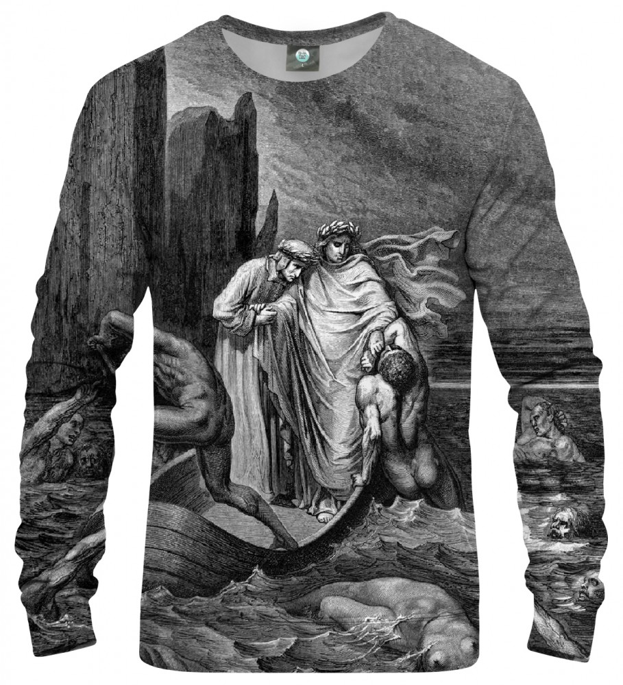 Aloha From Deer, TROUBLED WATERS SWEATER Image $i