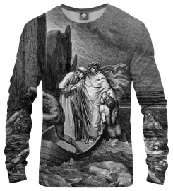 Aloha From Deer, TROUBLED WATERS SWEATER Thumbnail $i