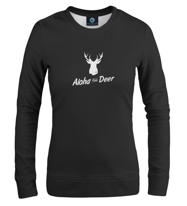DEER NUMBER SIX WOMEN SWEATSHIRT Thumbnail 1
