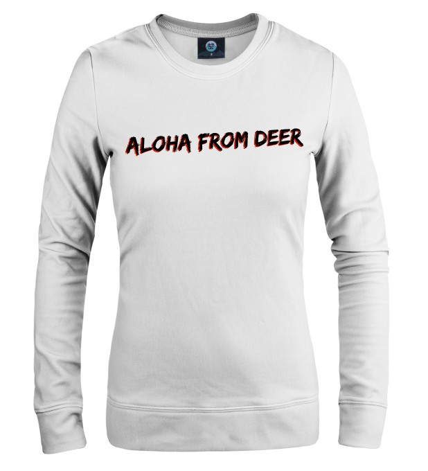BASIC ALOHA FOUR  WOMEN SWEATSHIRT Thumbnail 1