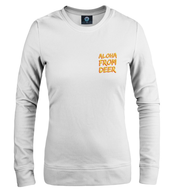 AFD ORANGE WOMEN SWEATSHIRT Thumbnail 1
