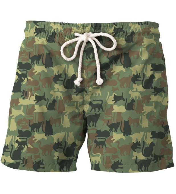 CAMO CATS  SHORTS Thumbnail 1