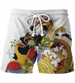 Aloha From Deer, GODFIGHT SHORTS Thumbnail $i