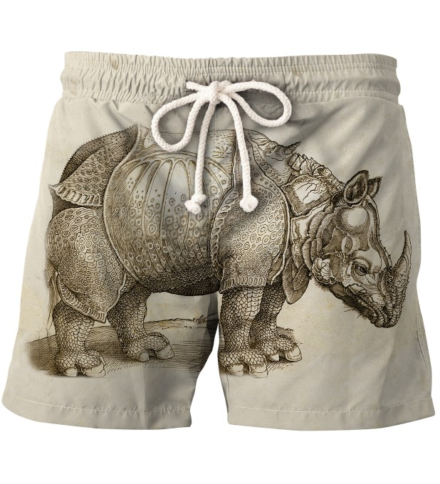 DURER SERIES - RHINOCEROS SHORTS Thumbnail 1