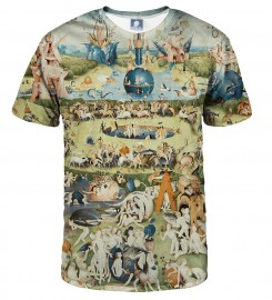 Aloha From Deer, T-SHIRT THE GARDEN OF EARTHLY DELIGHTS Miniatury $i
