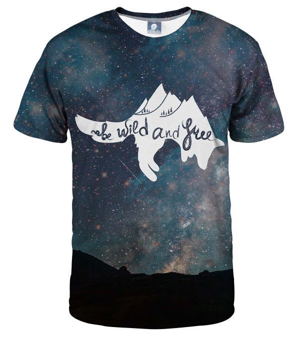 WILD AND FREE T-SHIRT Thumbnail 1