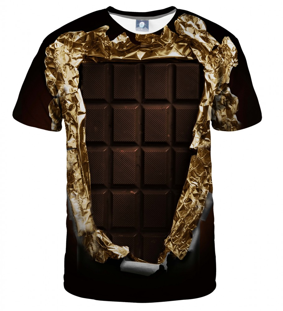 Aloha From Deer, CHOCOLATE T-SHIRT Image $i
