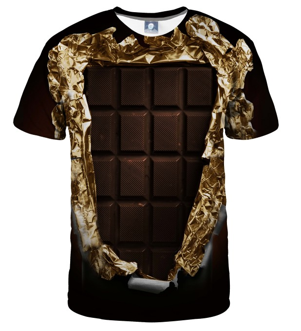 T-SHIRT CHOCOLATE Miniatury 1