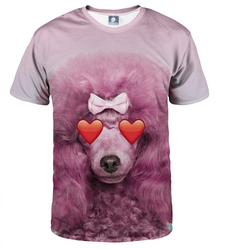 Aloha From Deer, PINK PUDDLE T-SHIRT Image $i