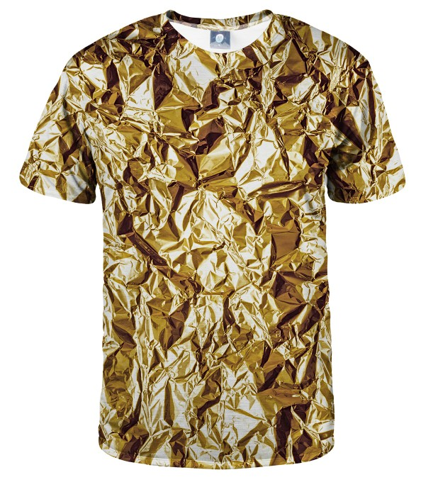 T-SHIRT GOLDEN Miniatury 1