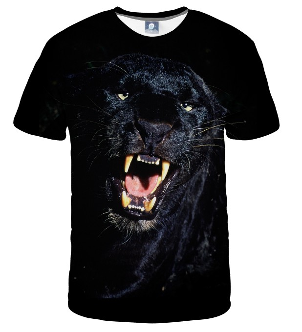 T-SHIRT BAD PANTHER Miniatury 1