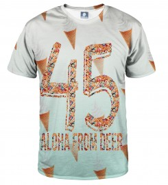Aloha From Deer, CRIPS T-SHIRT Thumbnail $i