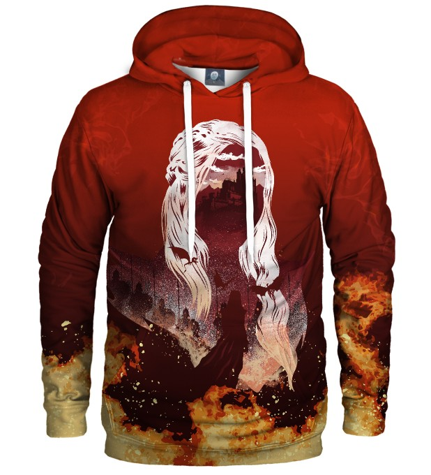 GOT MOTHER OF DRAGONS HOODIE Thumbnail 1