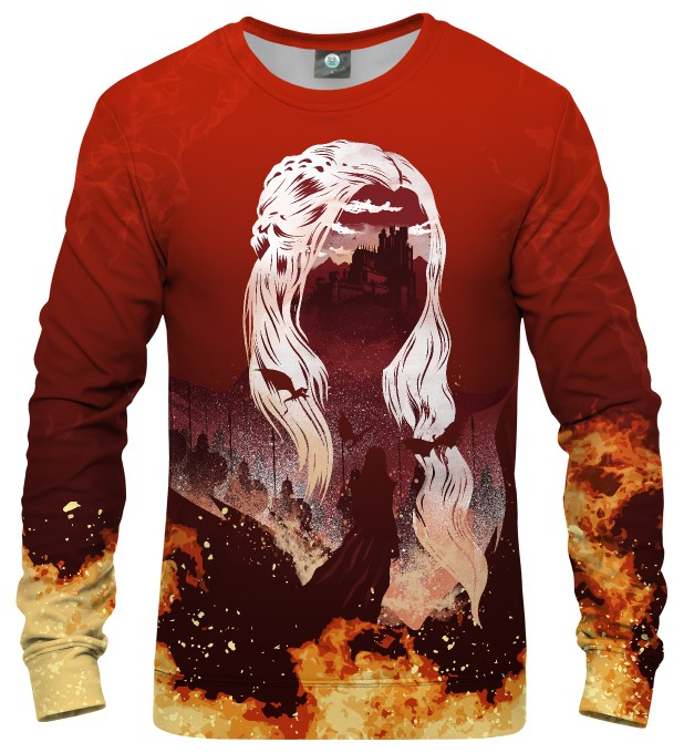 GOT MOTHER OF DRAGONS SWEATSHIRT Thumbnail 1