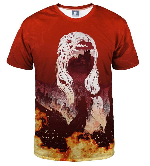 GOT MOTHER OF DRAGONS T-SHIRT Thumbnail 2