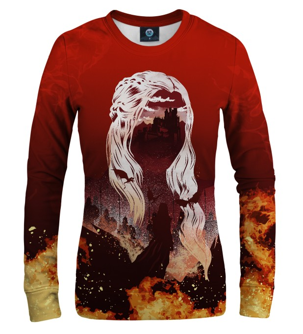 BLUZA DAMSKA MOTHER OF DRAGONS GOT Miniatury 2