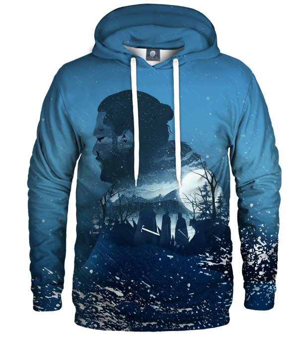 GOT THE BASTARD HOODIE Thumbnail 1