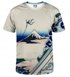 Aloha From Deer, TEMPLE OF HOPE T-SHIRT Thumbnail $i
