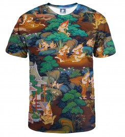 Aloha From Deer, 99 GODDESSES T-SHIRT Thumbnail $i