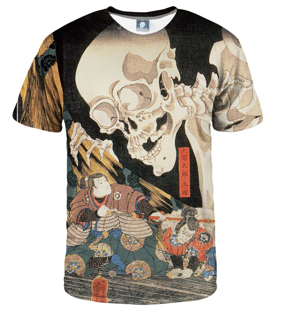 Aloha From Deer, DEATH IS WATCHING T-SHIRT Image $i