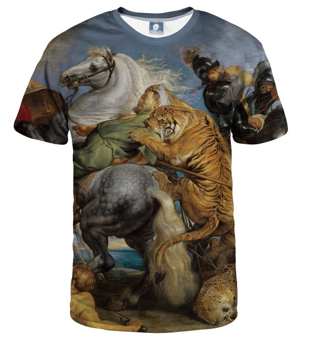 THE TIGER HUNT T-SHIRT Thumbnail 1