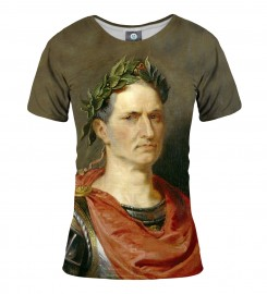 Aloha From Deer, JULIUS CAESAR WOMEN T-SHIRT Thumbnail $i