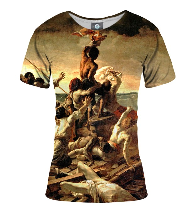 T-SHIRT DAMSKI THE RAFT OF THE MEDUSA  Miniatury 1